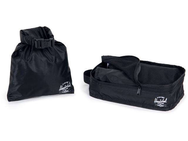 Herschel Travel Organizers Bagage ordening zwart